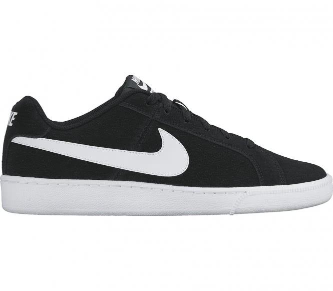 Nike - Court Royale Suede Herren Sneaker (schwa...