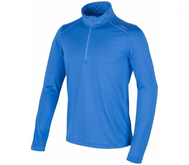 CMP - Sweat Carbonium Stretch men's ski sweater (blue) - M (48)