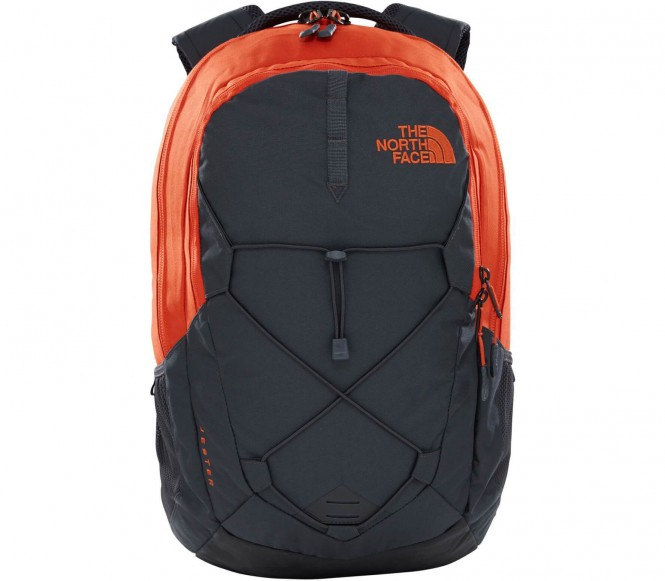 The North Face - Jester Daypack (grau/orange)
