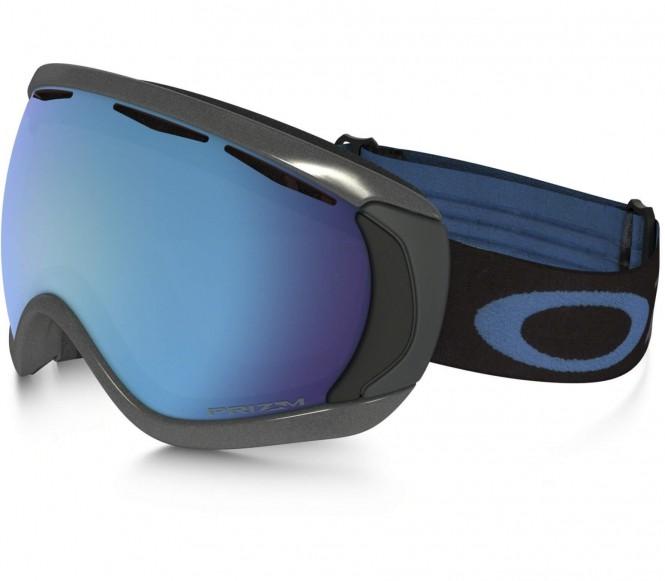 Canopy Skibrille (schwarz/blau)