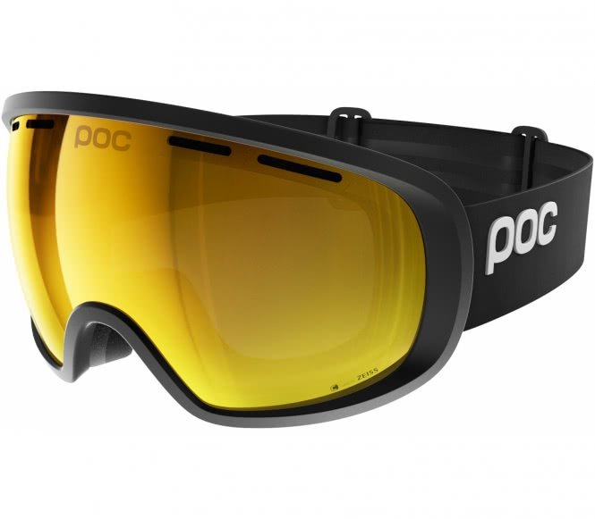POC - Fovea Clarity Skibrille (schwarz/orange)