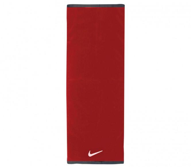 Nike Fundamental Towel Handduk Large (röd/vit)