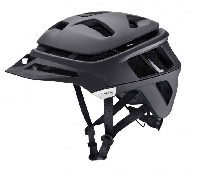 Smith - Forefront Unisex Bike Helm (grau) - L