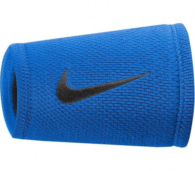 Nike - Dri Fit Stealth Doublewide Wristbands (b...