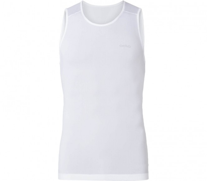Odlo Evolution X-Light Singlet Crew Neck White - M