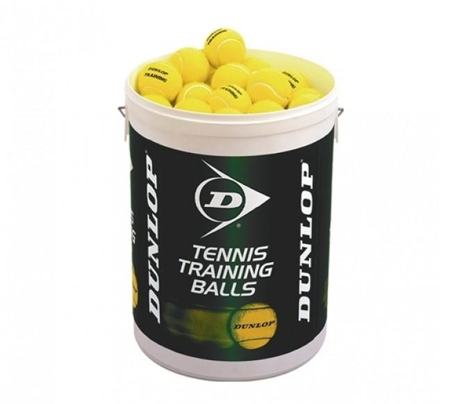 Balles de tennis accessoires - DUNLOP 60 BALLES