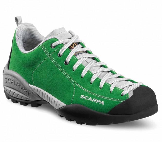 Scarpa Mojito men's multi-sport shoes (dark green) EU 45 UK 11
