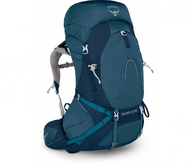 Osprey - Aura AG 50 Damen Trekkingrucksack (bla...