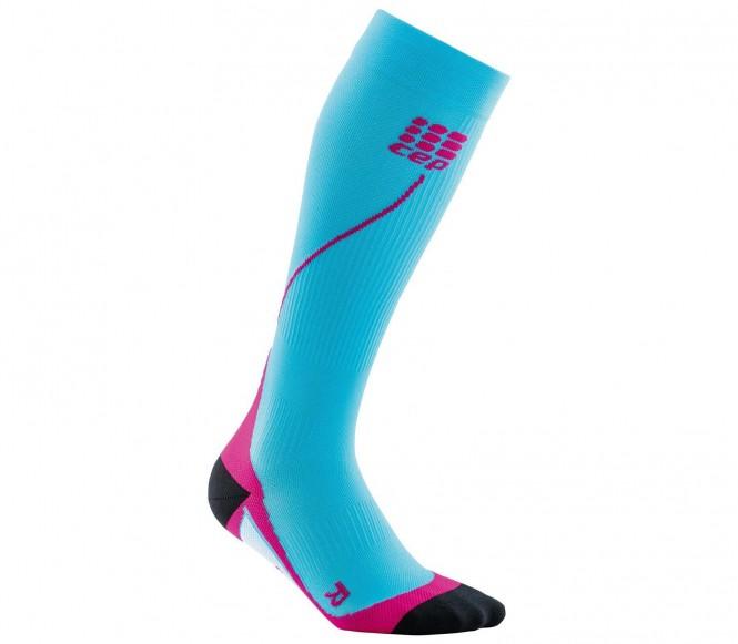 Pro 2.0 Damen Laufsocken (rosa/blau) - II