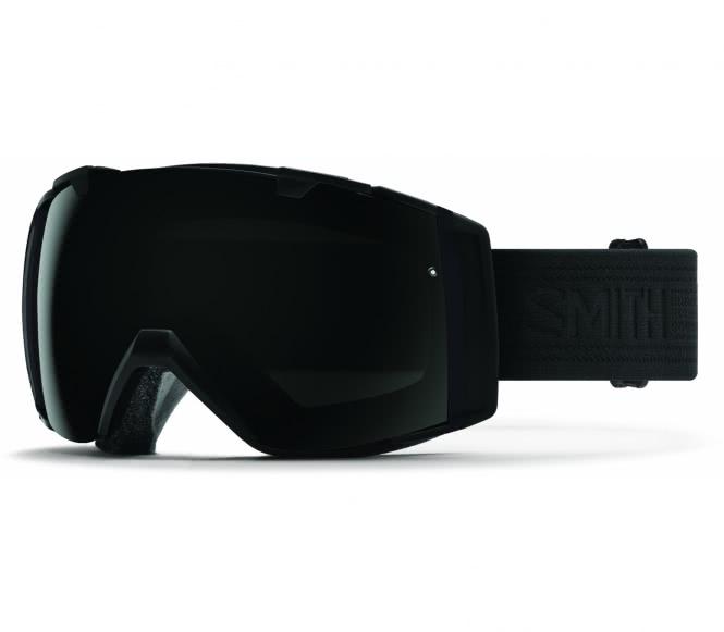 Smith - I/O Unisex Skibrille (schwarz)