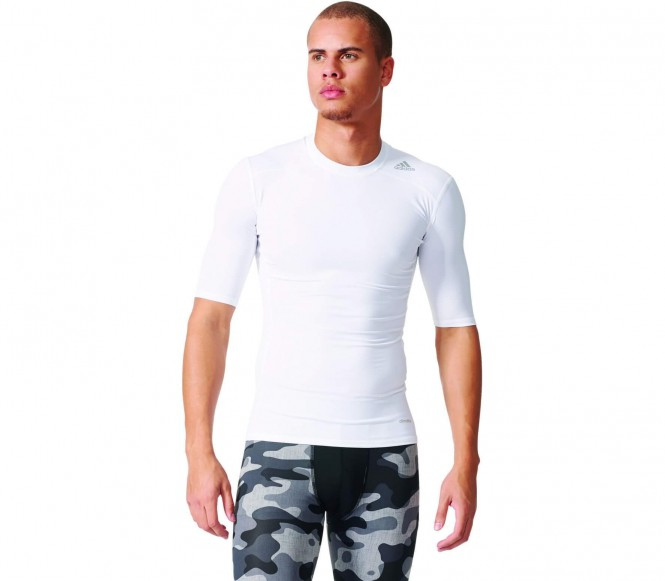 Adidas Techfit Base Tee Heren fitness shirt