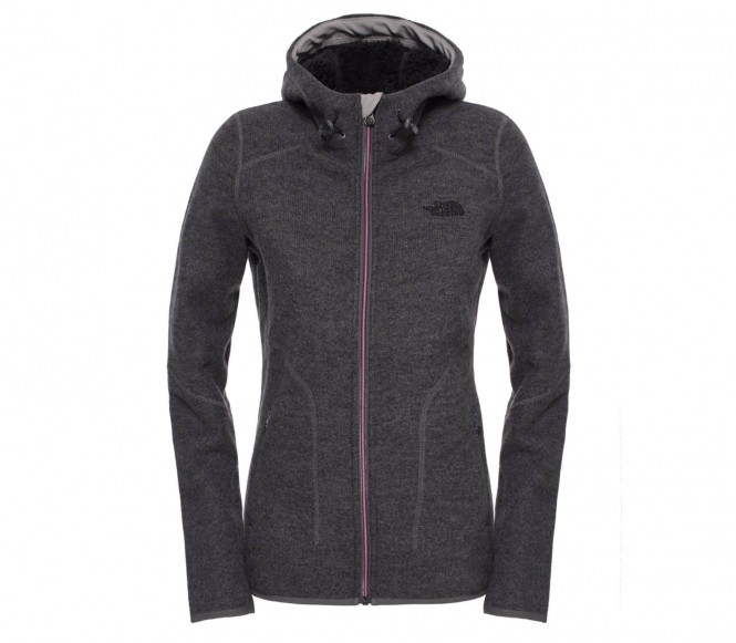 The North Face ZERMATT Fleece jack Grijs