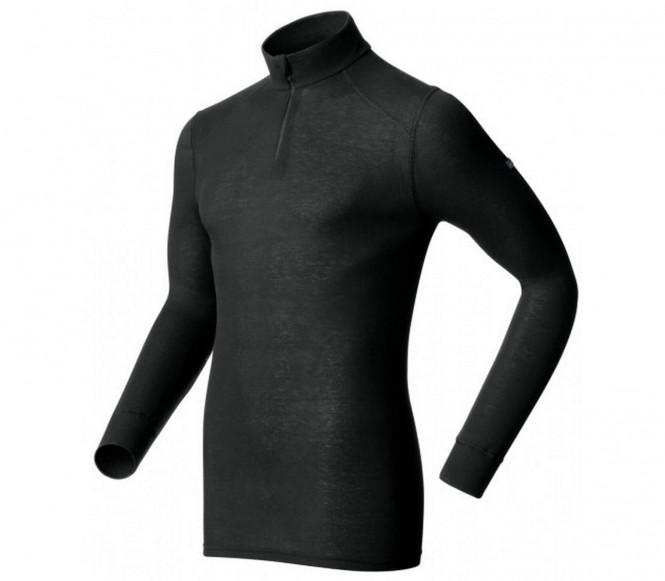 ODLO WARM Hemd black
