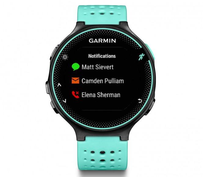Garmin - Forerunner 235 WHR löpararmbandsklocka (blå)