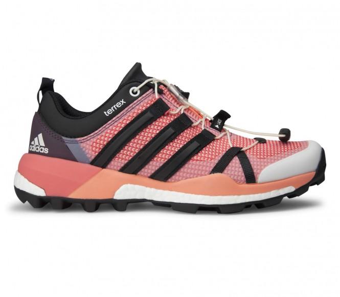 Adidas Terrex Skychaser dames multifunctionele schoen EU 38 2-3 UK 5,5 rood