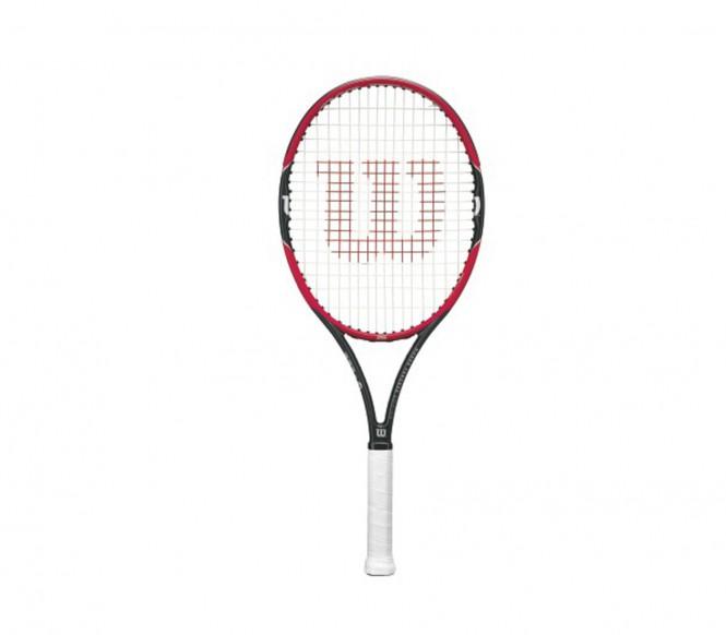 WILSON Tennisracket Pro Staff JR 26