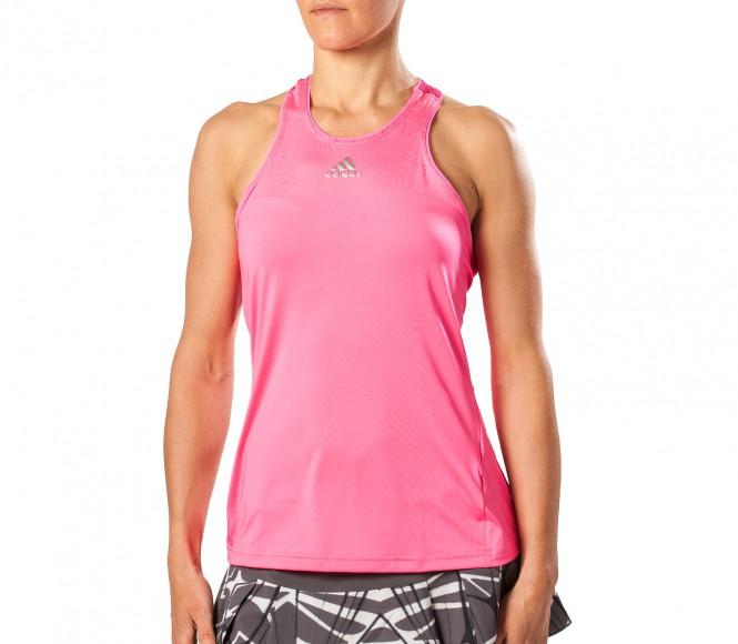 Adizero Damen Tennistankshirt (pink) - S