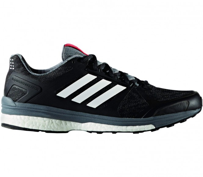 Adidas Supernova Sequence 9 men's running shoes (black-white) EU 46 2-3 UK 11,5