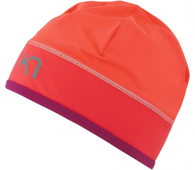 Kari Traa - Nina Beanie (orange/rot)