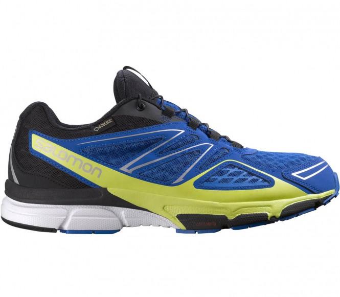 Salomon X Scream 3D GTX men's running shoes (blue/black) EU 47 1/3 UK 12