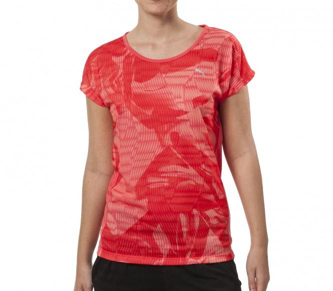 Puma - Studio Graphic T-shirt training donna (arancione) - S