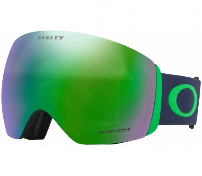 Oakley - Flight Deck Skibrille (dunkelblau/grün)
