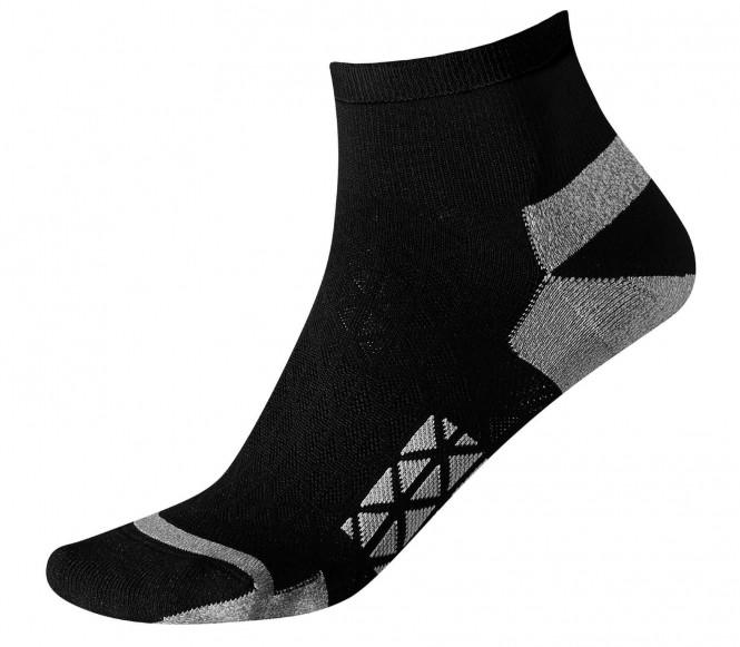 Asics - Marathon Racer Laufsocken (schwarz/grau...