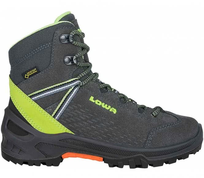 Lowa - Arco GTX® Mid Junior Hikingschuh (grau/g...