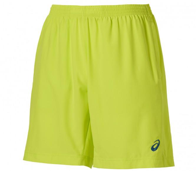 Asics Woven 9 Inch herr träningsshorts (ljusgrön) S