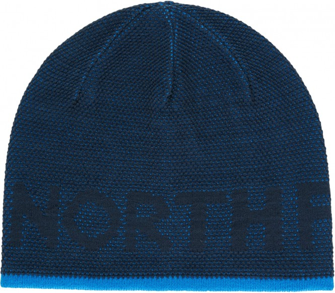 The North Face - TNF Ticker Tape Beanie (dunkel...