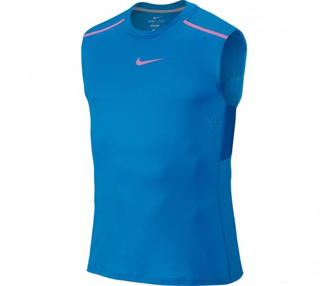 Nike - Advantage Premier SLVLS heren Tennistankshirt - XXL