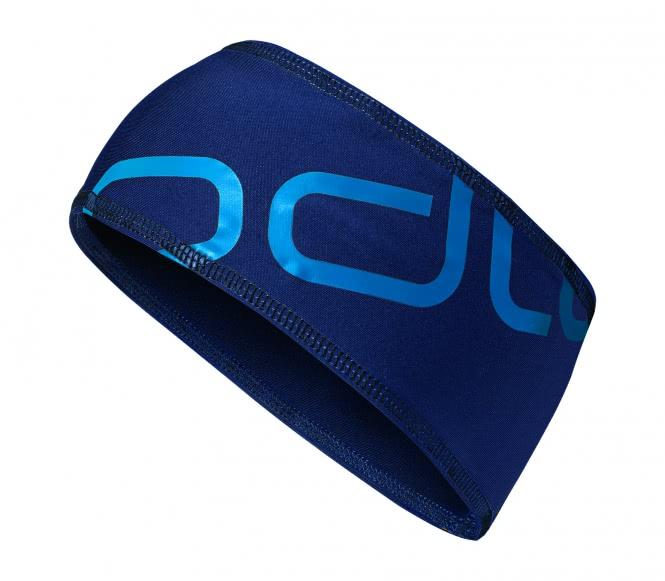 Odlo - Intensity Stirnband (dunkelblau)