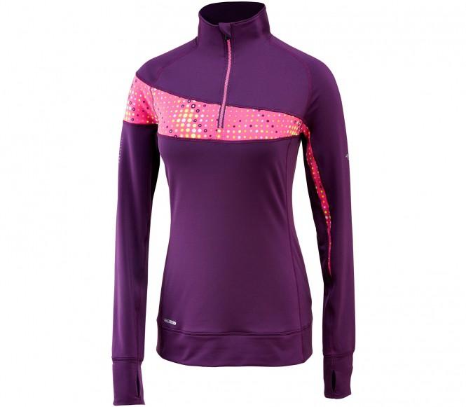 Saucony Run Strong Sportop women's running shirt (violet) L