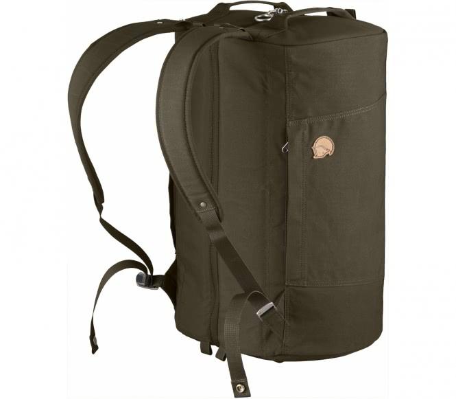 Fjällräven - Splitpack Duffel (dunkelgrün)