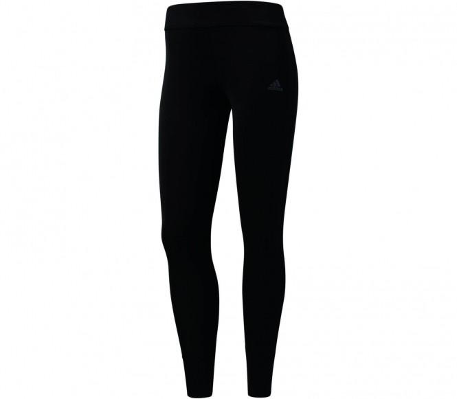 Adidas Response Long Dames running Tight (zwart) XS