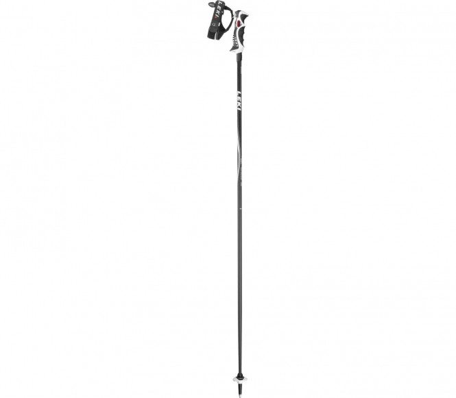 Leki - Speed S Skistock (grau/schwarz) - 135cm
