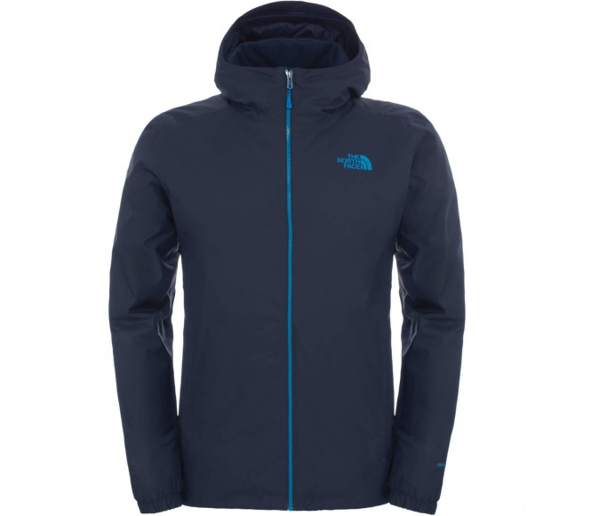 The Northface The North Face - Quest Insulated Herren Winterjacke (dunkelblau) - S