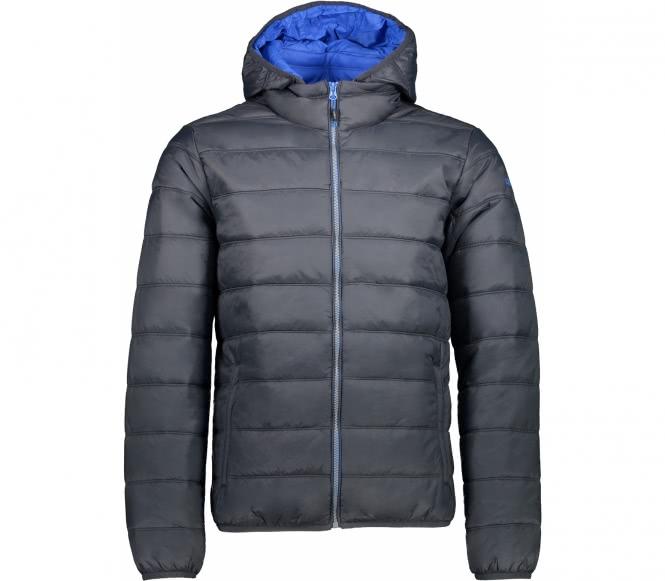Zip Hood Herren Isolationsjacke (dunkelblau) - M (48)