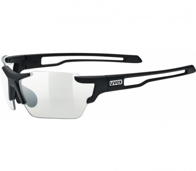 Uvex - Sportstyle 803 v Small Bike Brille (schw...