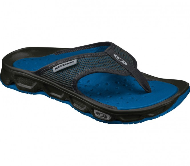 Salomon - RX Break Herren Sandale (schwarz/blau...