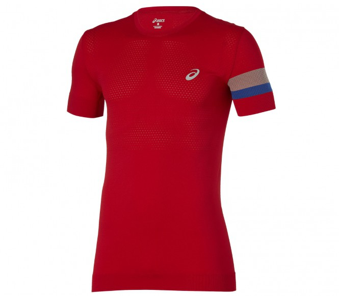 ASICS Sportshirt true red