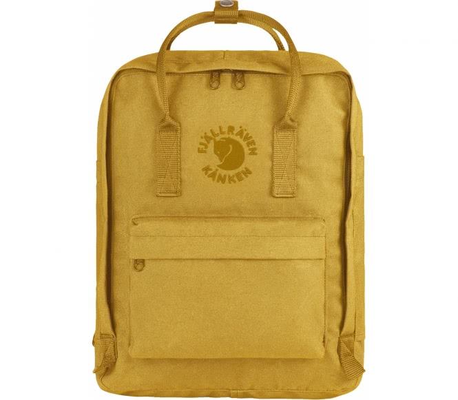 Fjällräven - Re-Kånken daypack (yellow)