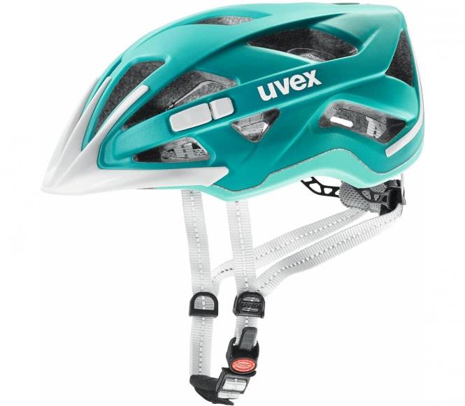 Uvex - City Active Bike Helm (türkis) - 56 - 61 cm
