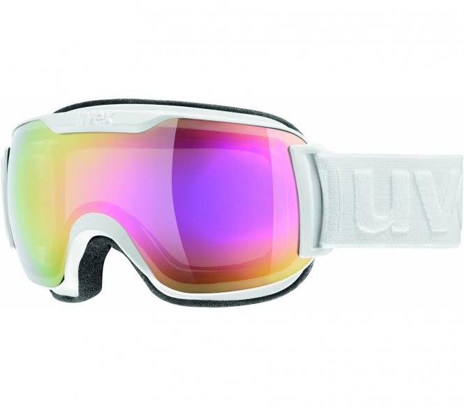 Uvex Downhill 2000 Small Fm Skibrille (weiß)