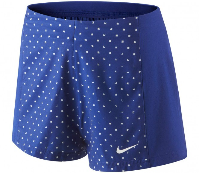 Nike Performance WOVEN Shorts Blauw