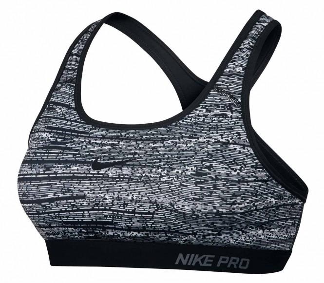 Nike - Pro Classic Padded Static Bra Dames Training beha - XS