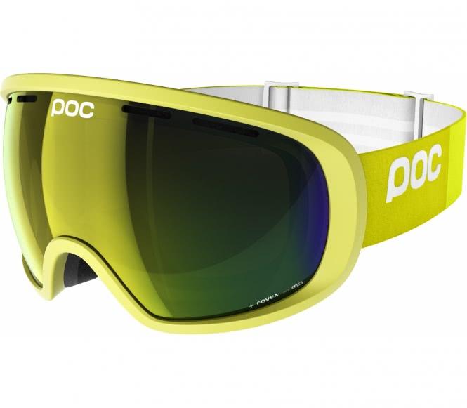 POC - Fovea Skibrille (gelb)