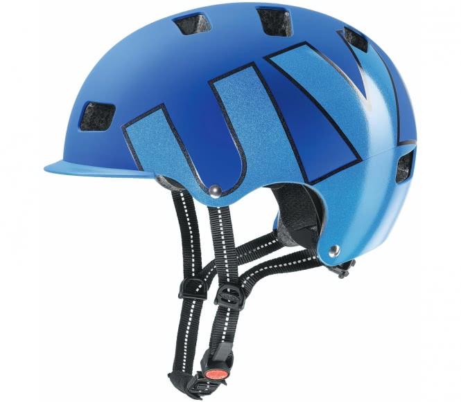 Uvex - HLMT 5 Bike Pro Bike Helm (blau) - 55 ? ...