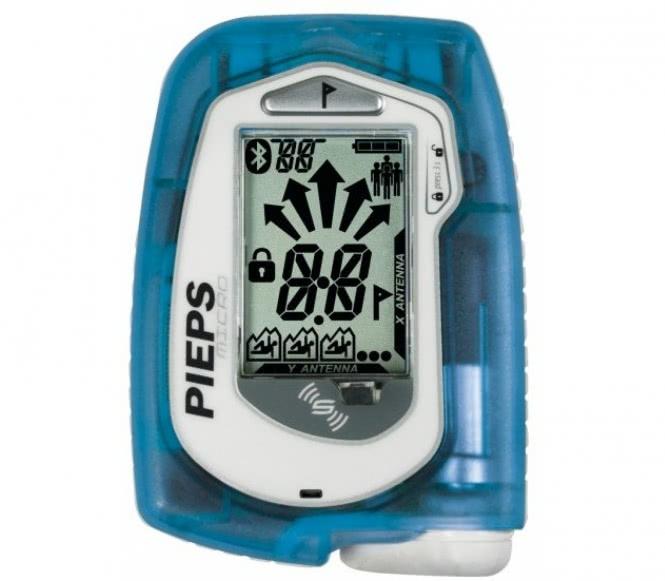 Pieps - Micro LVS Gerät (blau)