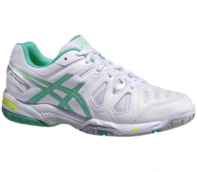 Asics - Gel-Game 5 Scarpe da tennis donna (verde/bianco) - EU 39,5 - US 8